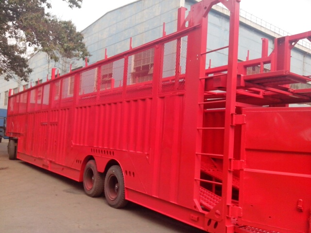 China car carrier trailer