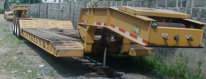 detachable gooseneck lowboy trailer